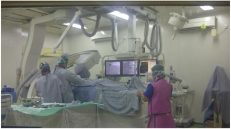 Saya melakukan tindakan angiografi dan intervensi di Indonesia. Semoga dapat membantu masyarakat dan bangsa Indonesia