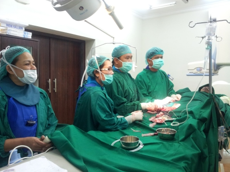 Tindakan Endovaskuler / Neuro-Intervensi di kota Medan