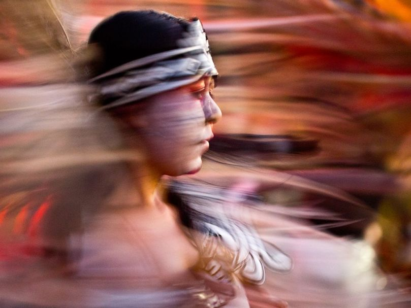 FEBRUARY 27, 2013 Aztec Dance Photograph by Aydin Palabiyikoglu, Your Shot This Month in Photo of the Day: Your Photos